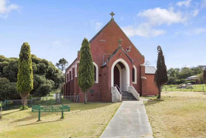 Immaculate Conception Catholic Church - Former