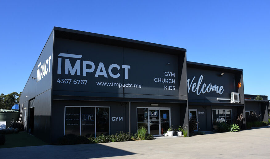 Impact Church - Tuggerah