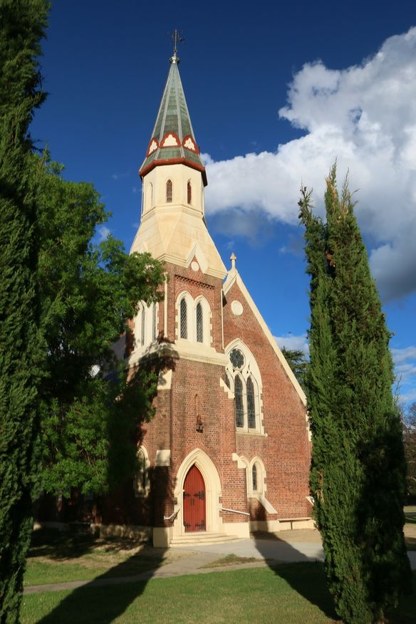 Inverell Prebyterian Church