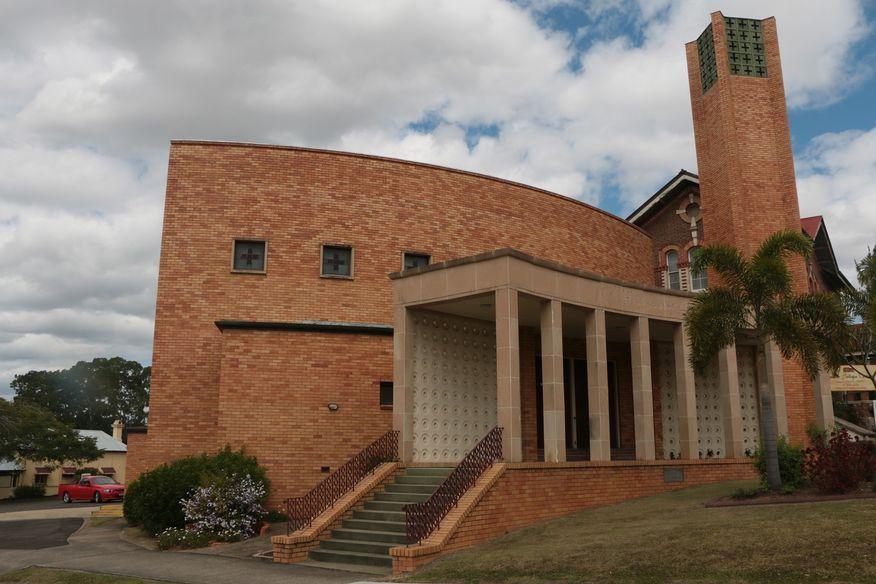 Ipswich Congregational Church  Former