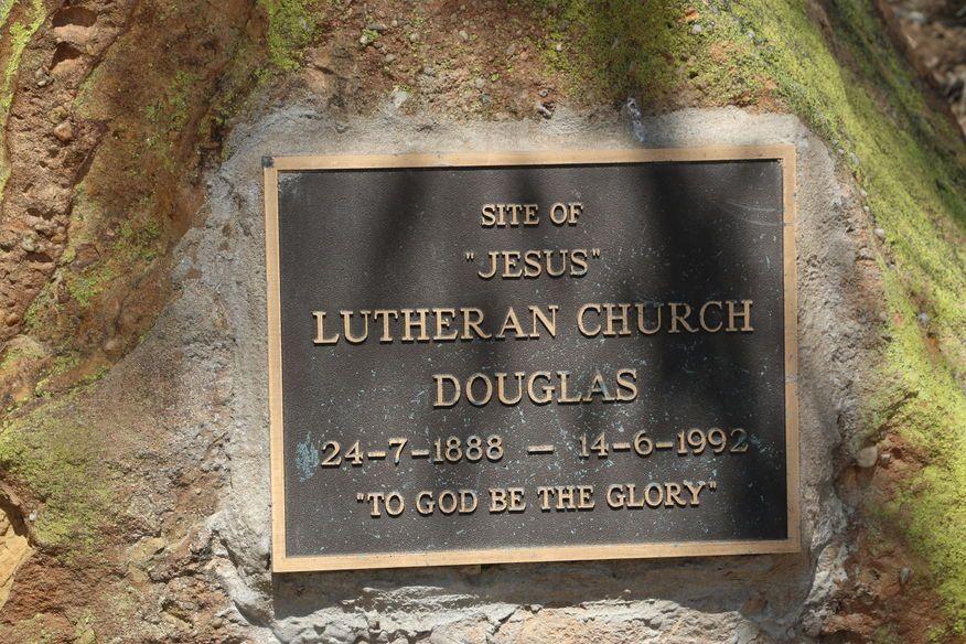 Jesus Lutheran Church - Former Site