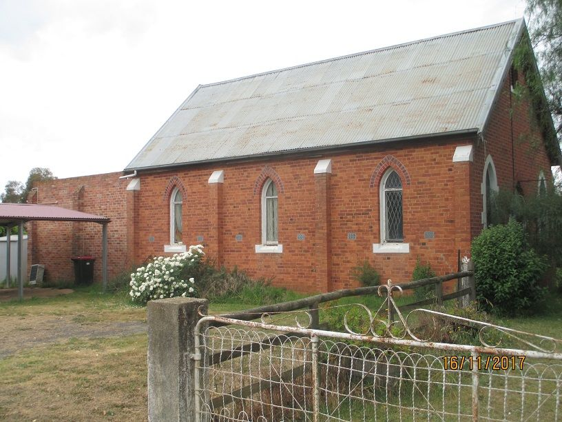 Jones Street, Oxley Church - Former