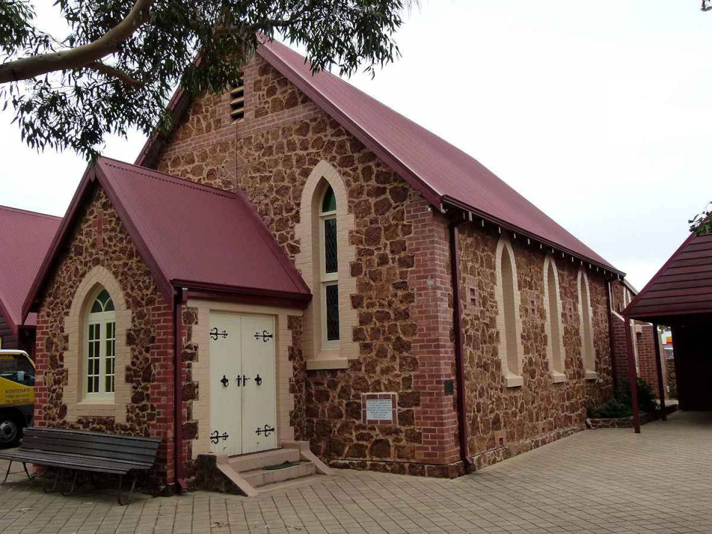 Kalamunda Uniting Church - Former