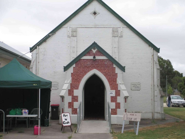 Kalangadoo Methodist Church - Former