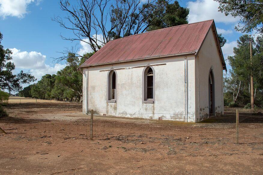 Kangaroo Flat Methodist Church - Former