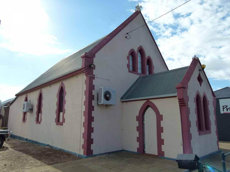 Katanning Baptist Church - Former