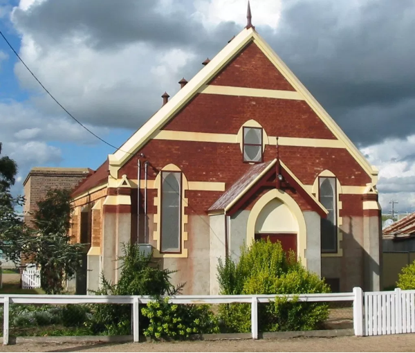 Katanning Methodist Church - Former