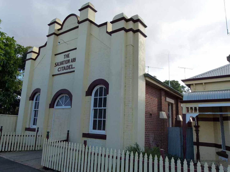 Katanning Salvation Army Citadel - Former
