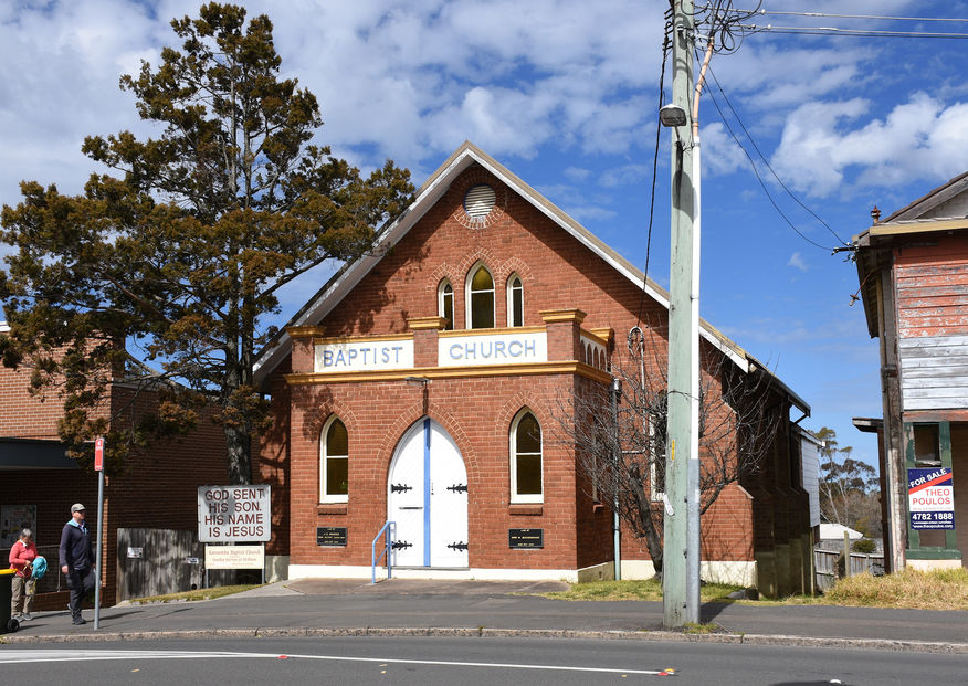 Katoomba Baptist Church