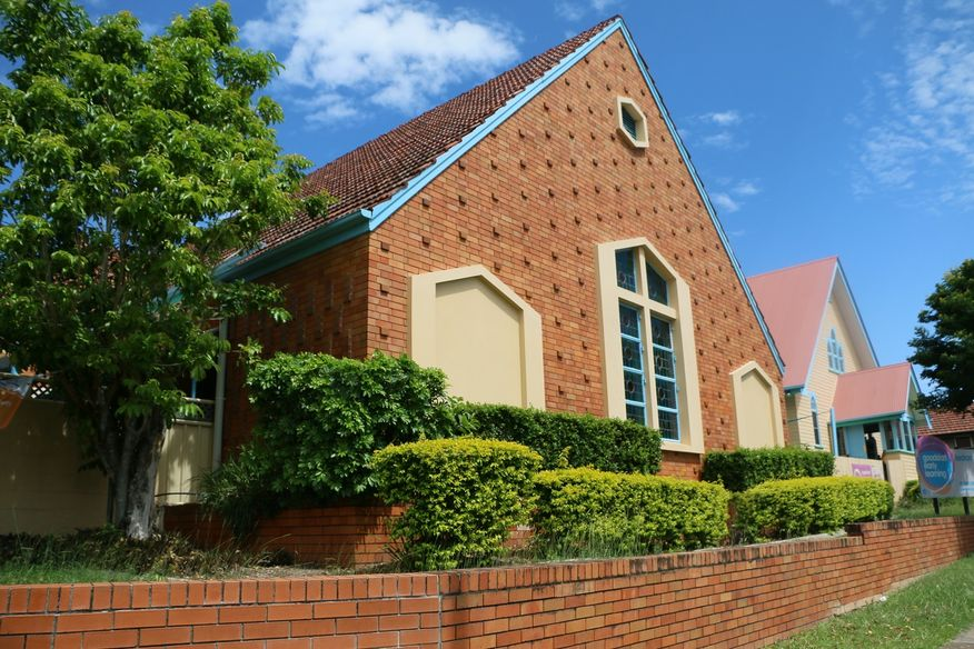 Kedron Uniting Church - Former