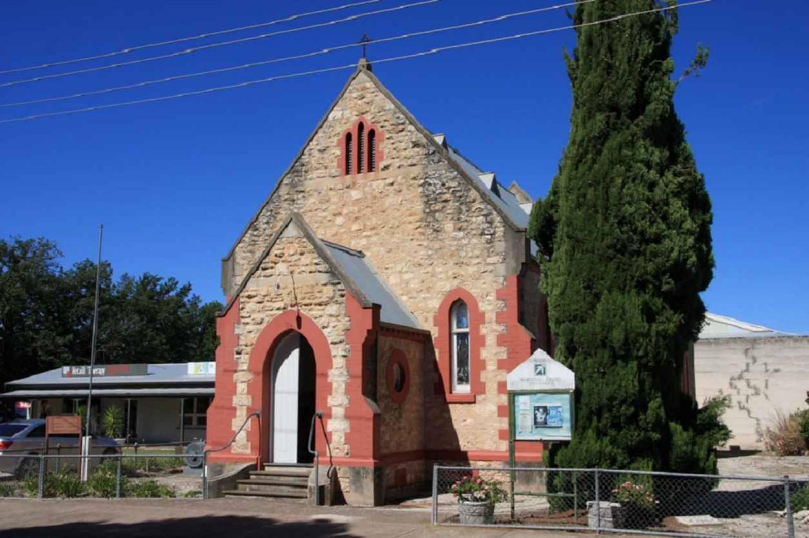 Keith Congregational Church - Former