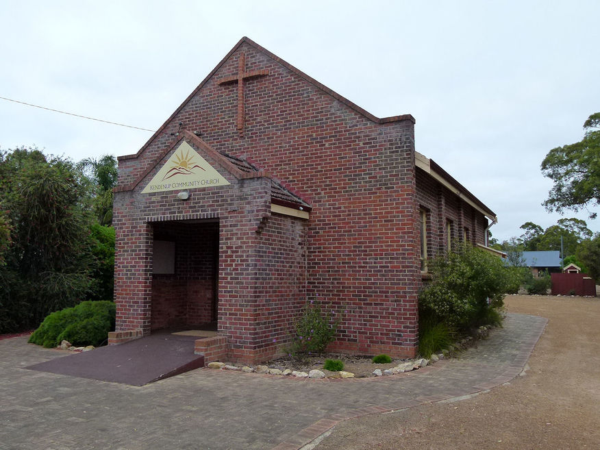 Kendenup Community Church