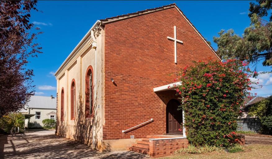 Kensington Gardens Anglican Church - Former