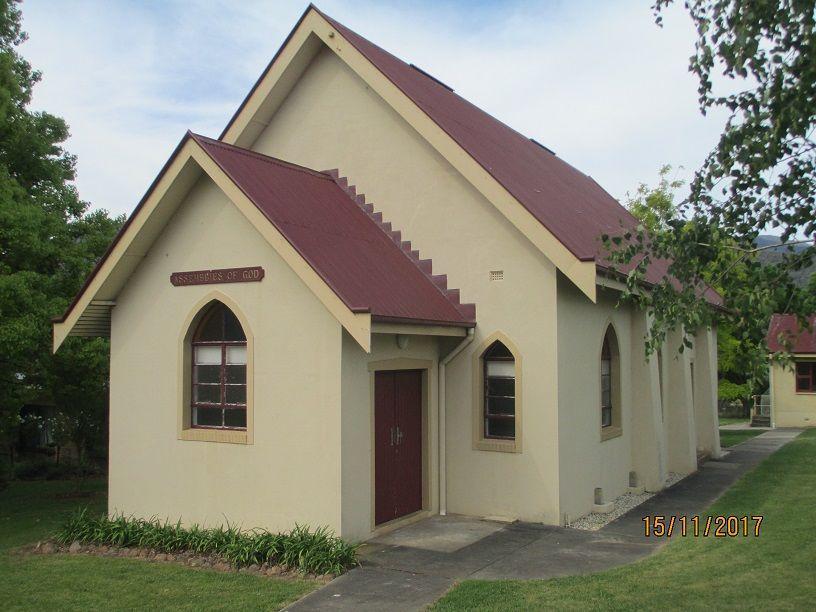 Kiera Valley Refresh Church
