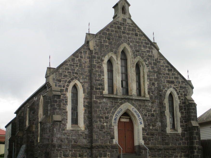 Kilmore Uniting Church - Former