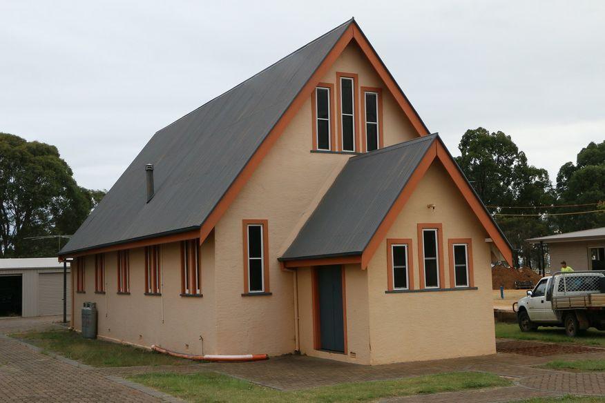 Kingaroy Seventh-Day Adventist Church - Former
