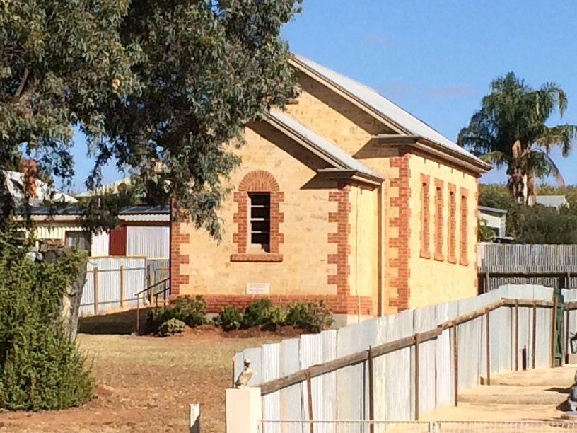 Kingston Christian Church - Former