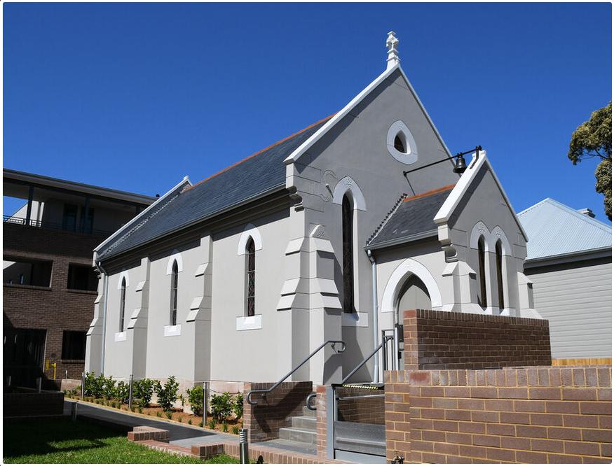 Knox Presbyterian Church - Former