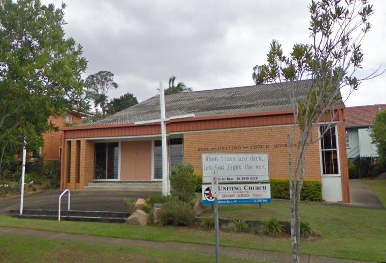 Knox Uniting Church - Former