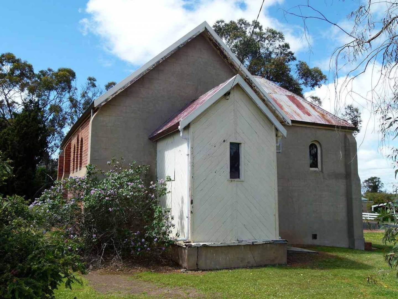 Kojonup Anglican Church - Former
