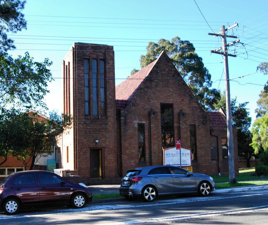 Korean Presbyterian Church In Sydney