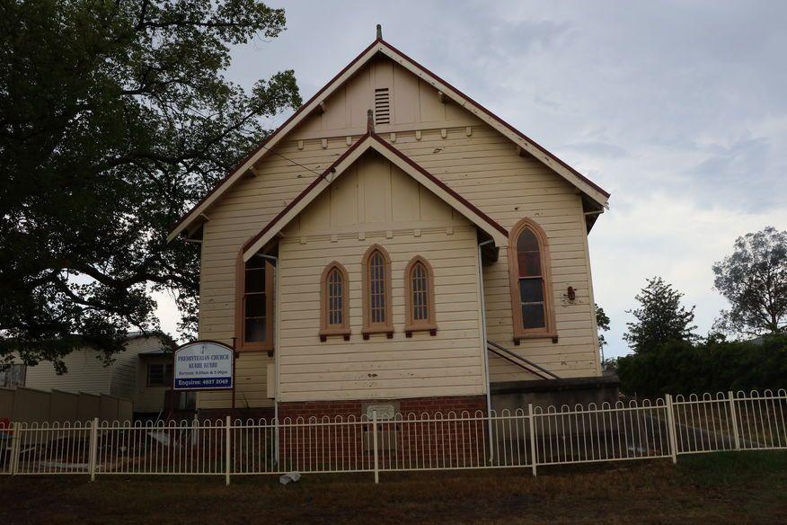 Kurri Kurri Presbyterian Church - Former