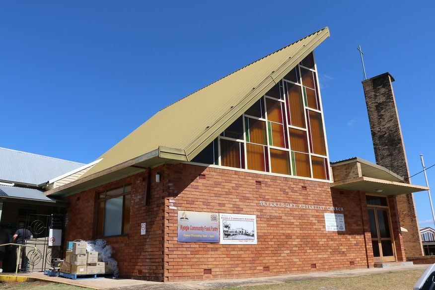 Kyogle Seventh-Day Adventist Church