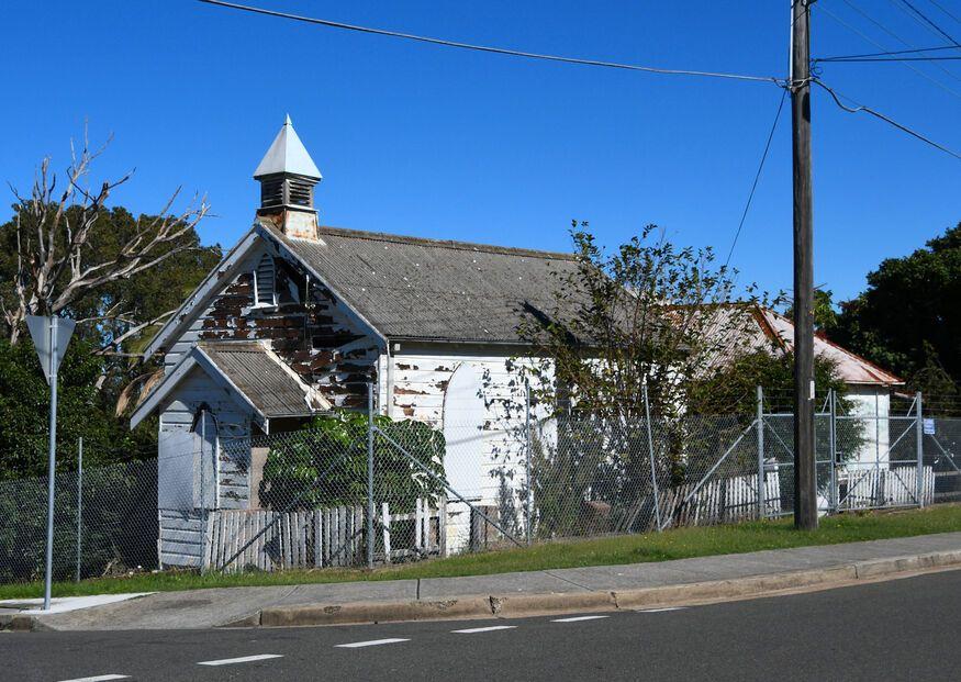 La Perouse Mission Church - Former