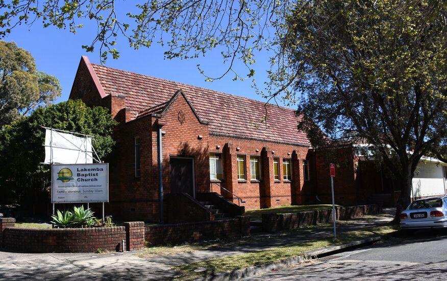 Lakemba Baptist Church