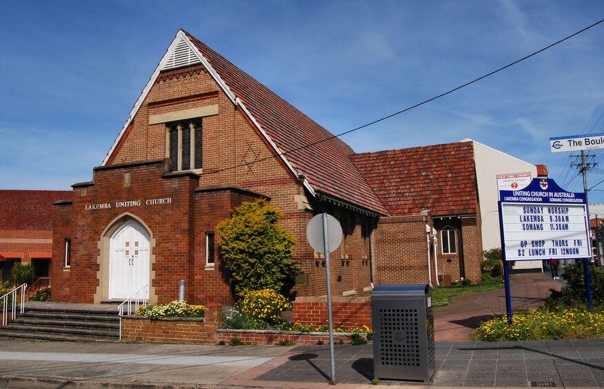 Lakemba Uniting Church