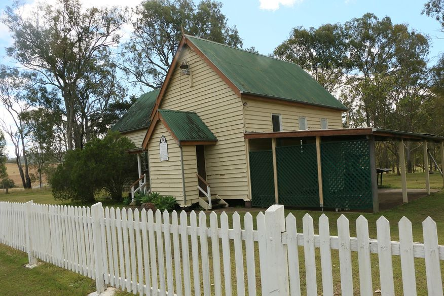 Lamington Uniting Church - Former