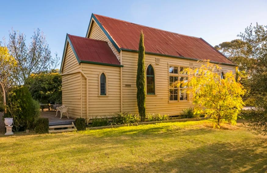 Langley Hall Chapel - Former