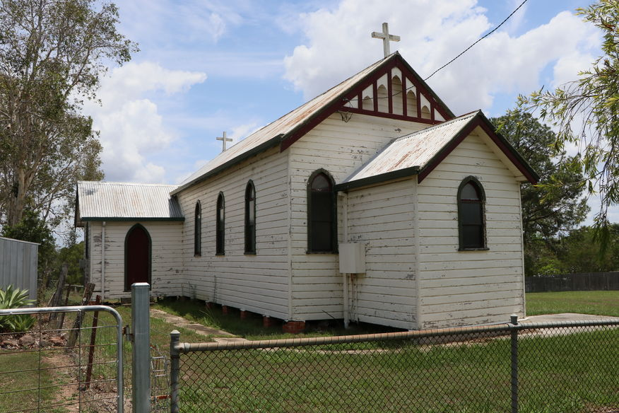 Lawrence Catholic Church - Former
