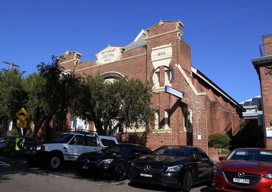 Leichhardt Uniting Church