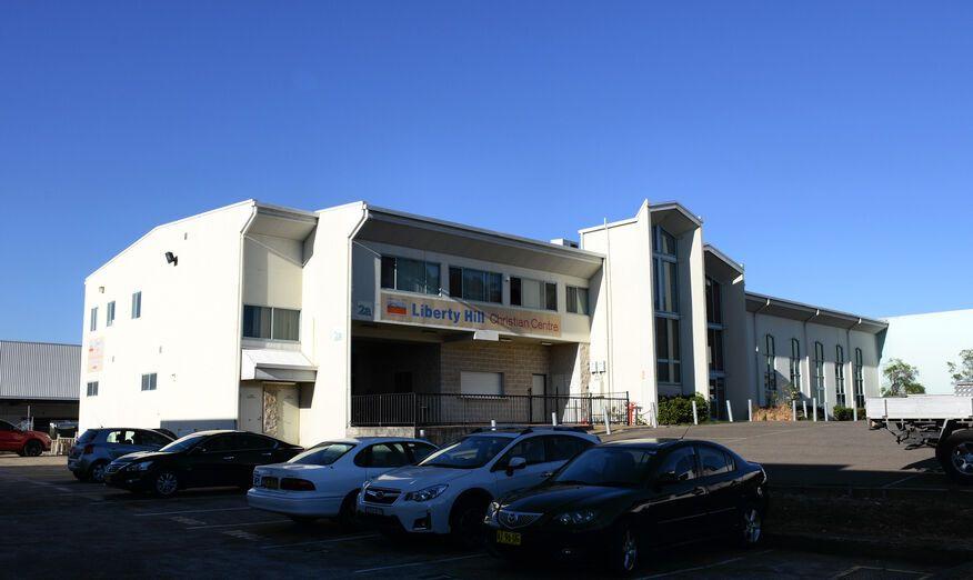 Liberty Hill Christian Centre