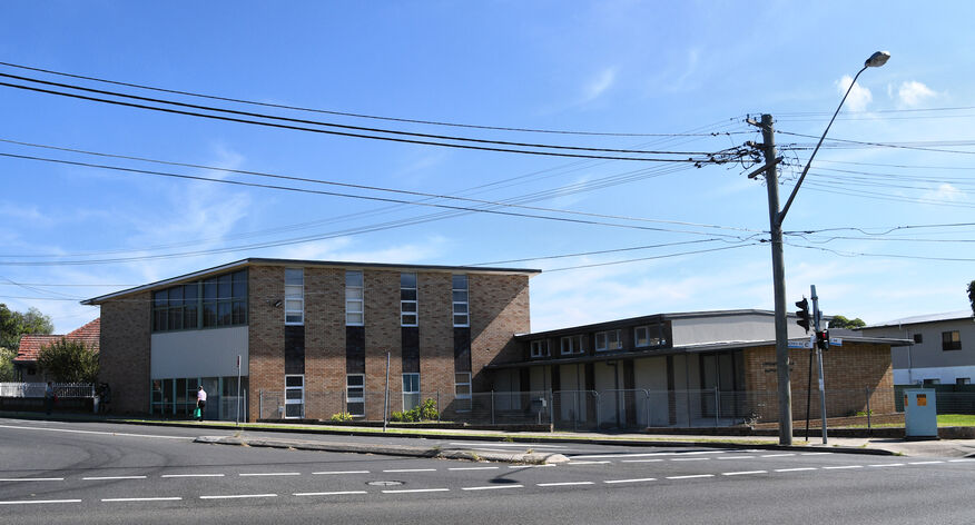 Lidcombe Berala Baptist Church
