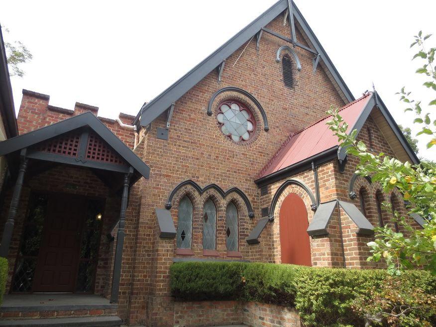 Lilydale Methodist Church - Former