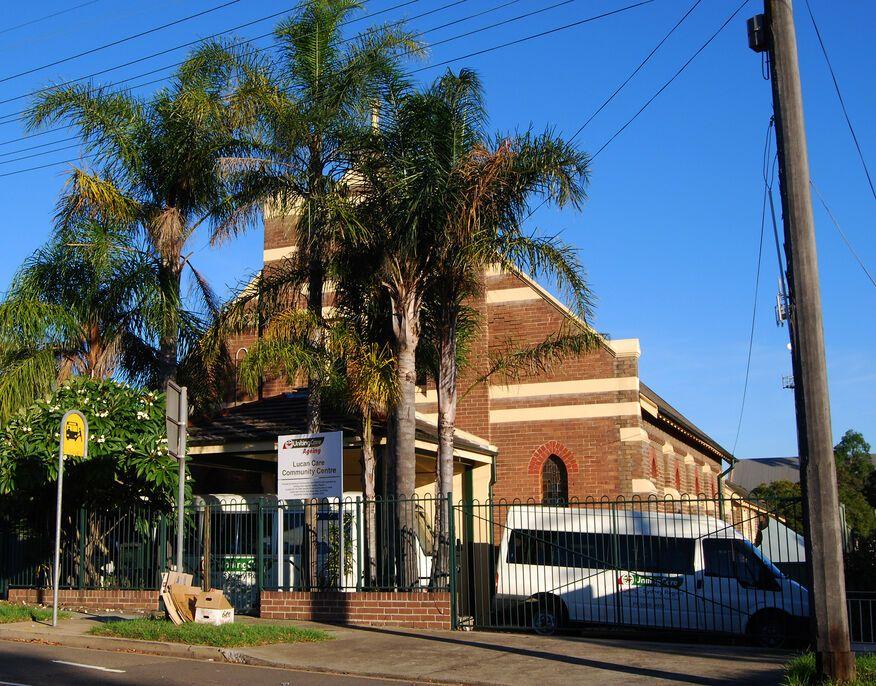 Lilyfield Uniting Church - Former