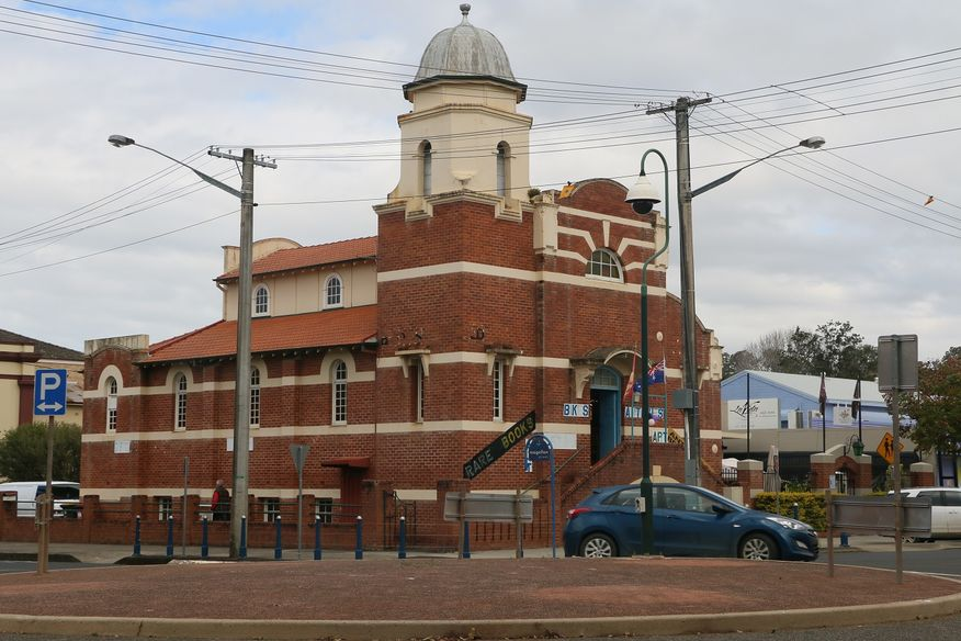 Lismore Church of Christ - Former