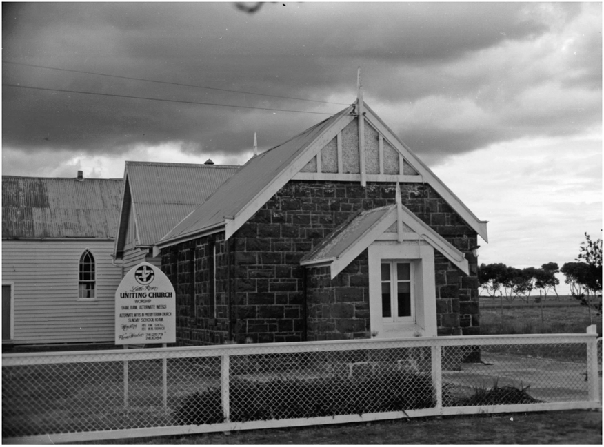 Little River Uniting Church - Former