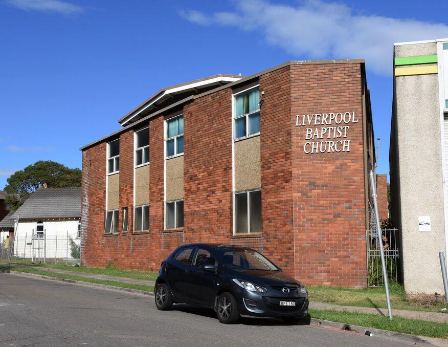 Liverpool Baptist Church - Former