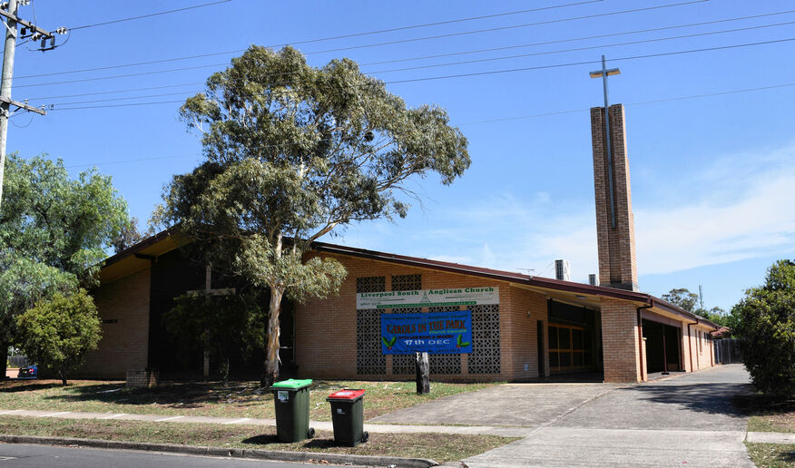 Liverpool South Anglican Church