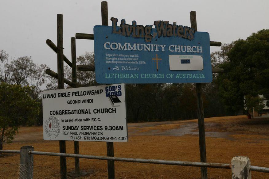 Living Bible Fellowship - Goondiwindi Congregational Church