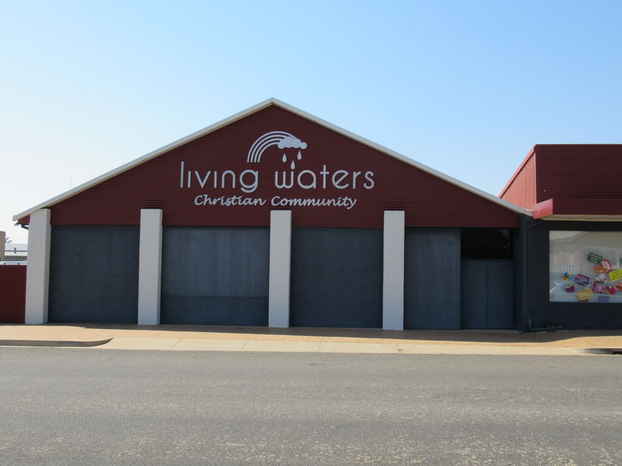 Living Waters Christian Community