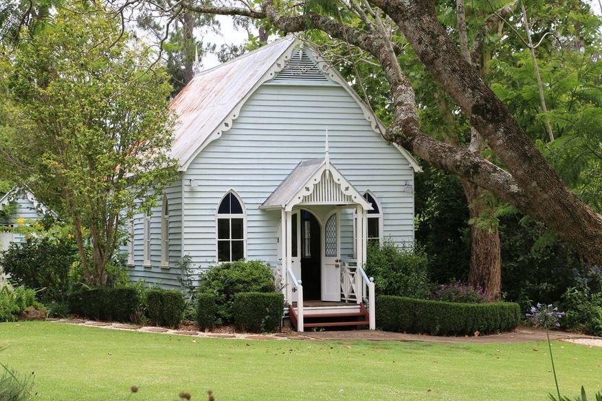 Long Road, Tamborine Mountain Church - Former