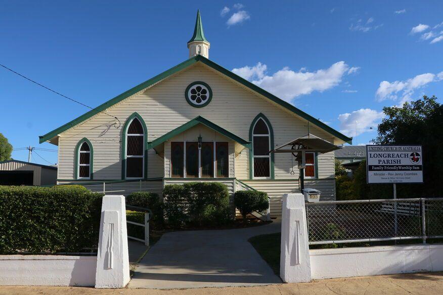 Longreach Uniting Church
