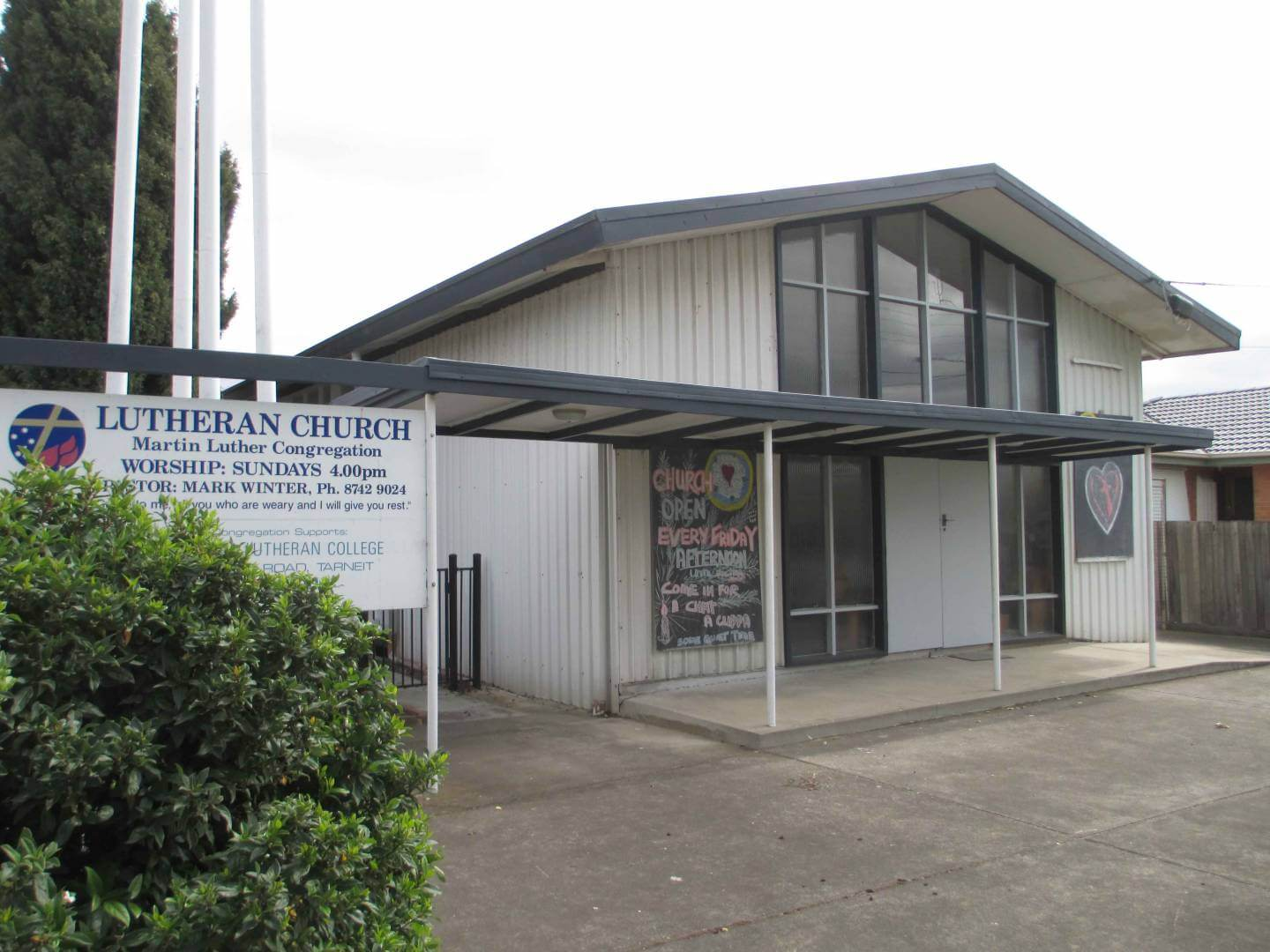 Lutheran Church (Martin Luther Congregation)