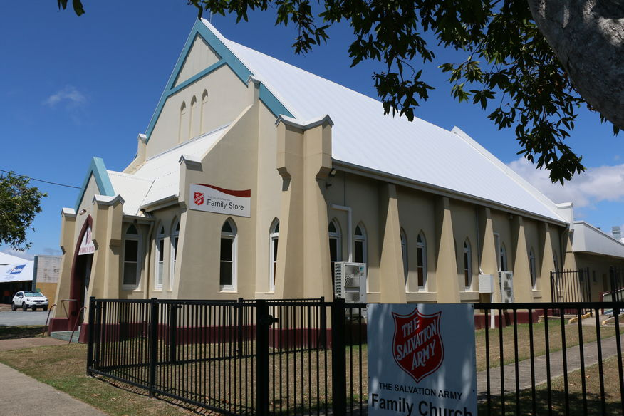 Mackay Methodist Church - Former