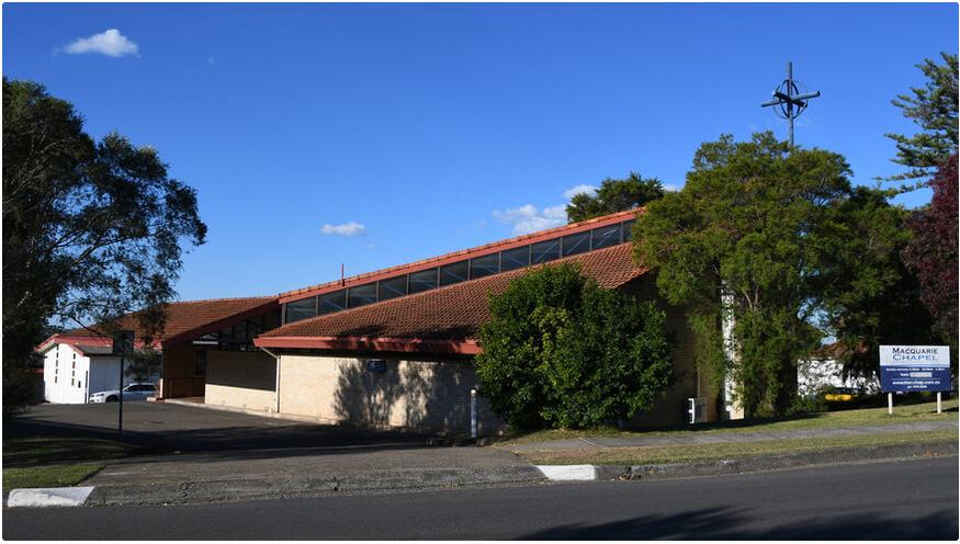 Macquarie Chapel Presbyterian Church