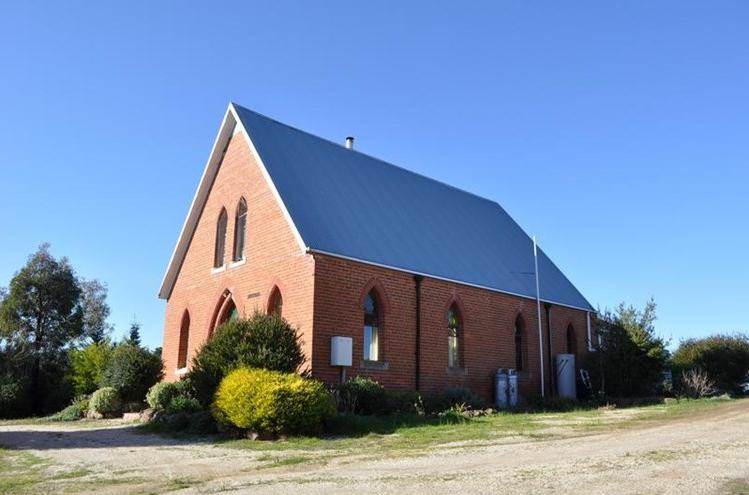 Majorca Wesleyan Methodist Church - Former